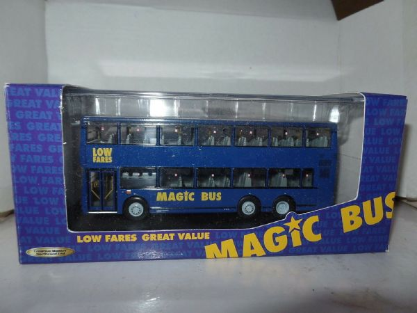 CMNL HKBUS2006 Leyland Olympian Stagecoach Magic Bus Manchester Piccadilly NM